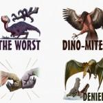 Deprimování dinosauři
